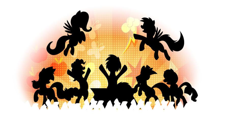Pony Party by Tsitra360