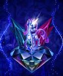 Rarity Diamond_Tee Design