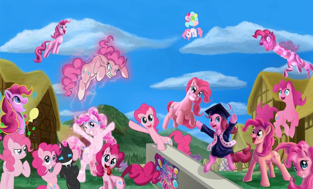 Too Many Pinkies by Tsitra360