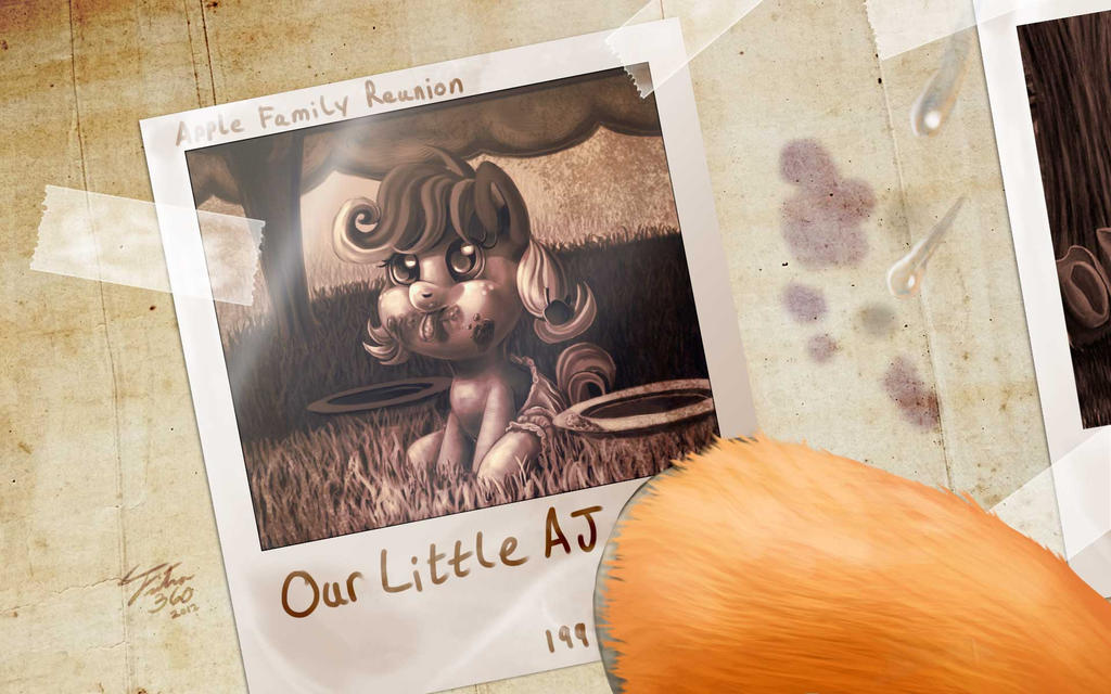 Our Little AJ by Tsitra360