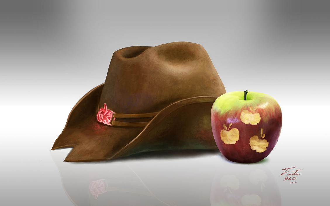 Apple Bite_Update2 by Tsitra360