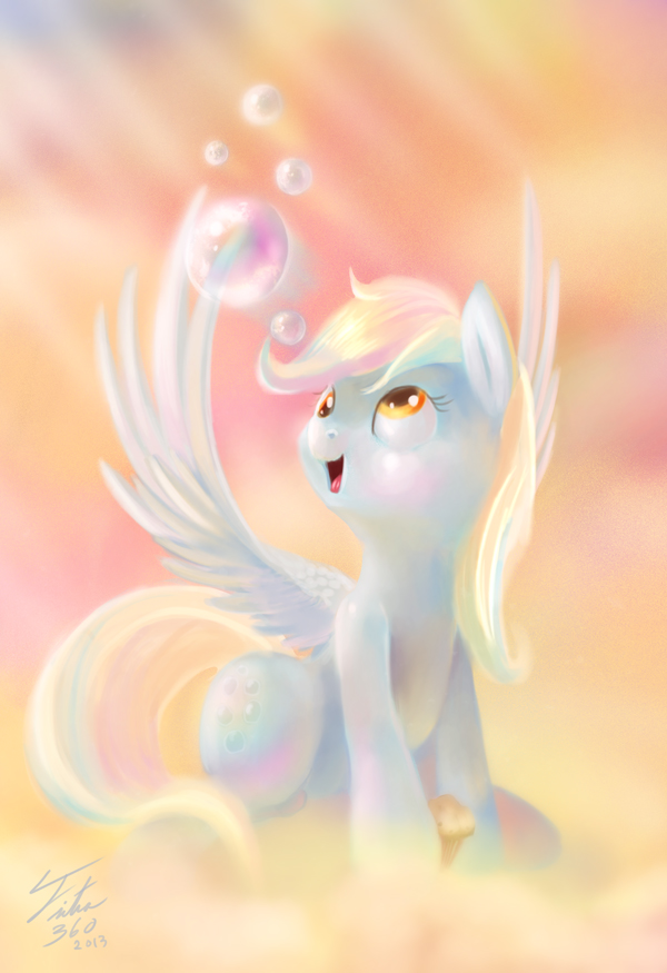Bubble Shine by Tsitra360