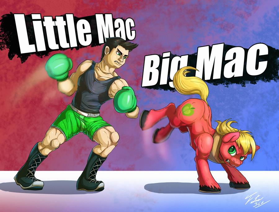 Little Mac vs Big Mac