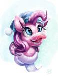 Snow Pony_Pinkie