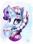 Snow Pony_Rarity