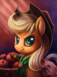 Applejack iPad Portrait