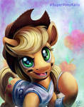 Super Bowl Pony _ AJ