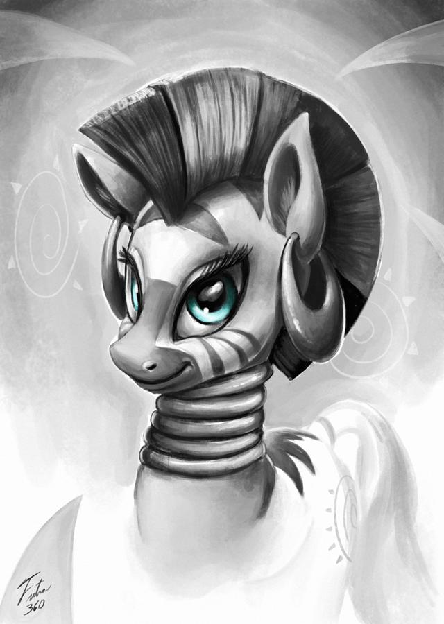 Gray Zecora
