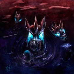 From the murky depths. (update) by Tsitra360