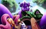 Twilight In Wonderland _ Collab with GoatTrain