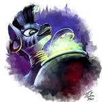 Speed Paint - Zecora