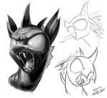Changeling Sketch