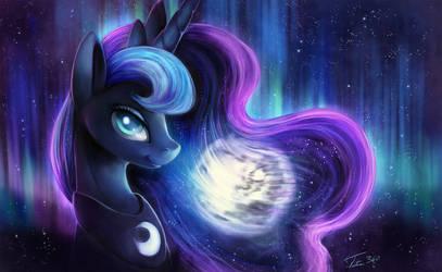 Luna - Commission by Tsitra360