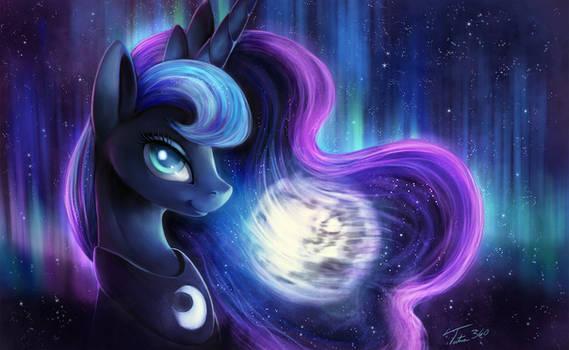 Luna - Commission
