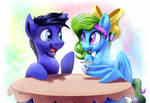 Coffee Meet - Commission