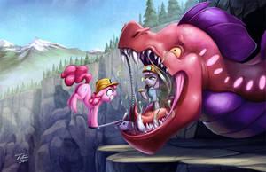 Hello Pinkie by Tsitra360