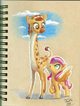 Gina Giraffe