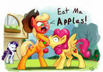 Eat Ma Apples