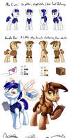 Ms Care and Handle Bar ref sheet
