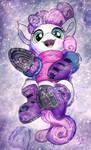Sweetie In Snow