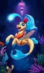 Princess Skystar Seapony