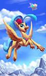 Princess SkyStar Hippogriff