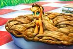 Applejack Pie