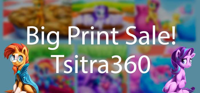 Big Print Sale! by Tsitra360