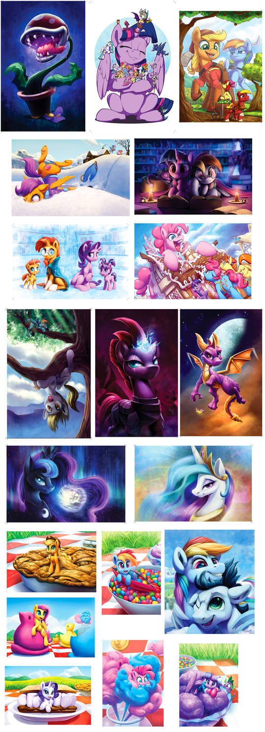 Prints for Bronycon_Print Request Announcement