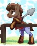 Unicorn Farmer _ Commission