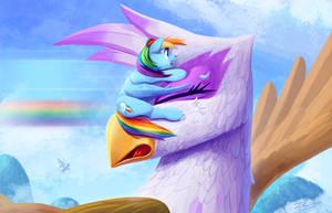 Rainbow Crash