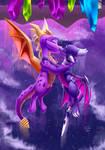 Spyro Night Flight