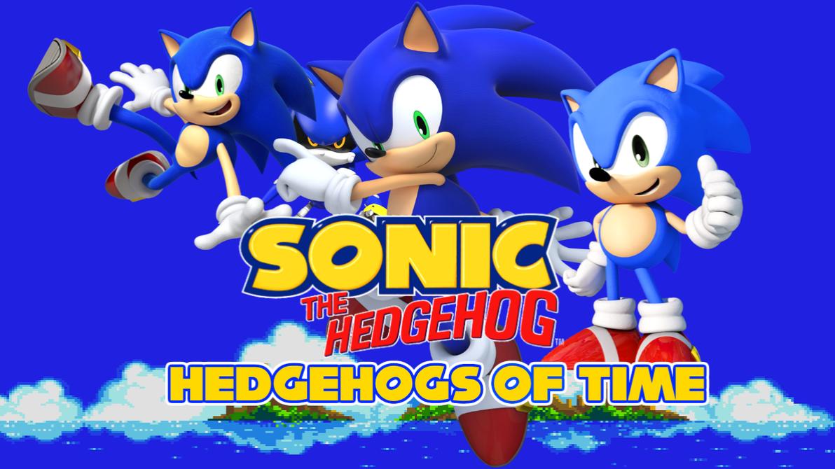 Old Sonic 2 Generations Hack – Fondos de Pantalla