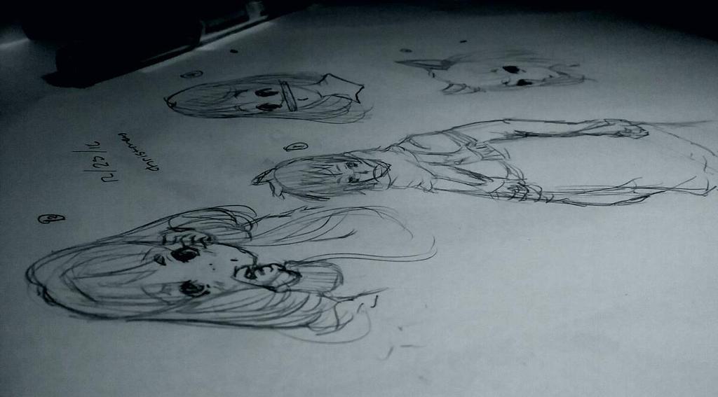 Doodles1 by crazysan
