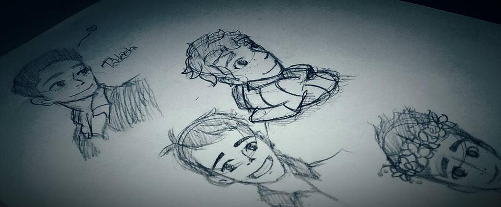 Doodles2 by crazysan