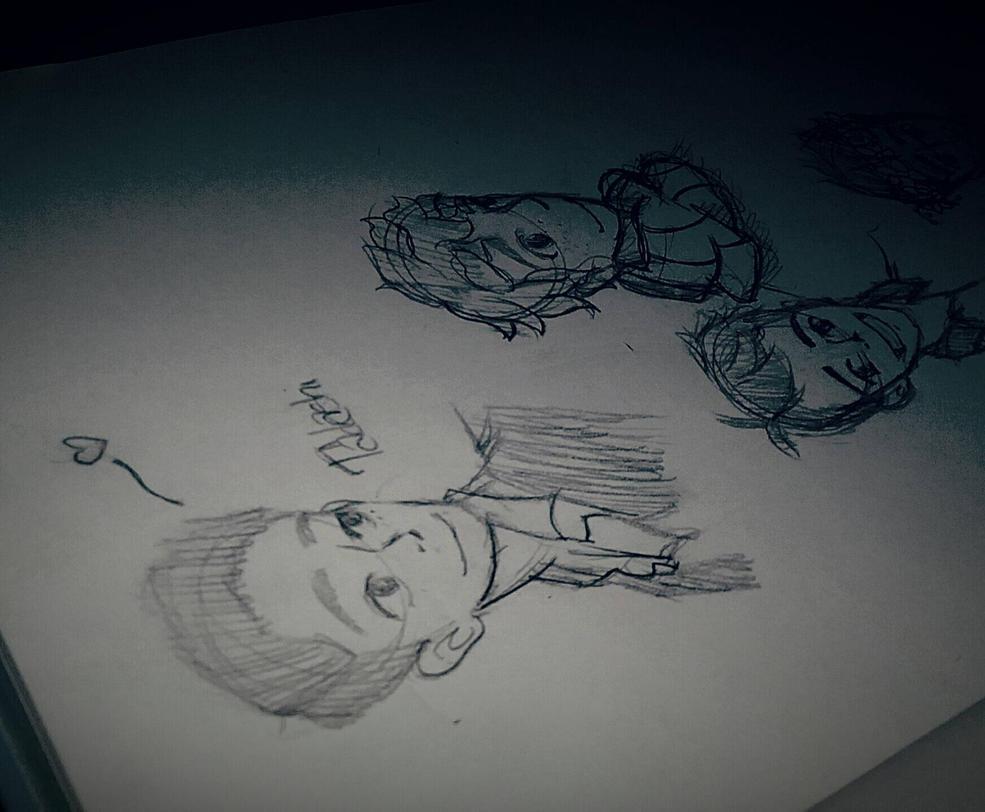 Doodles3 by crazysan