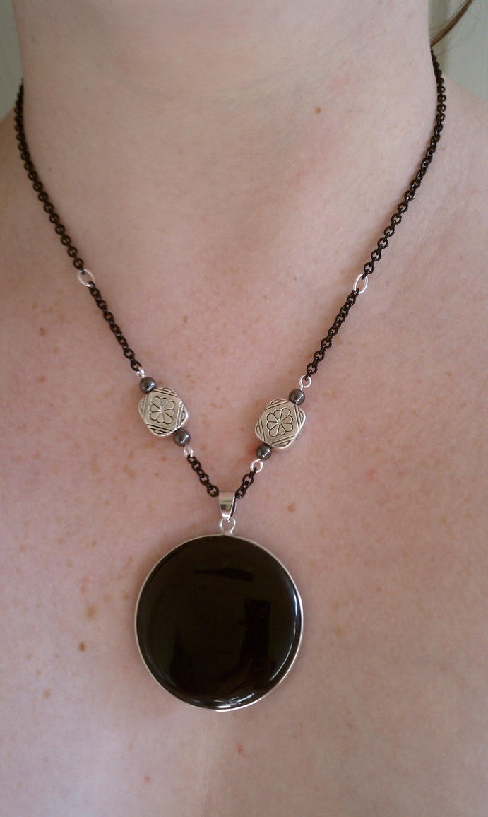 Scrying disc necklace by janecshannon on deviantart scrying disc necklace by janecshannon aloadofball Image collections