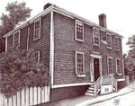 Nantucket House number 3 by Dan-Moran