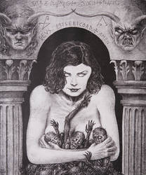 Mother of Mercy by Dan-Moran