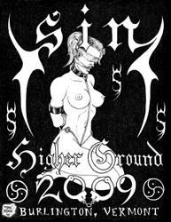 Spectacle of Sin flyer 2, print version by Dan-Moran