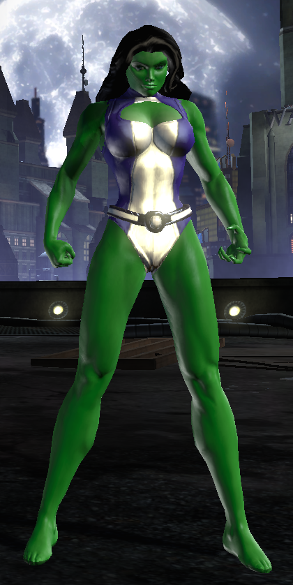 She Hulk (DC Universe Online) by Macgyver75 on DeviantArt
