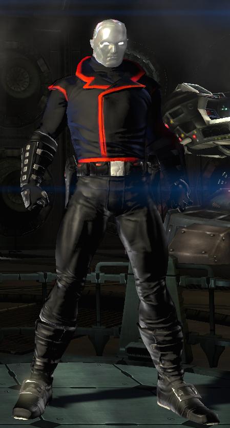 Destro (DC Universe Online) by Macgyver75