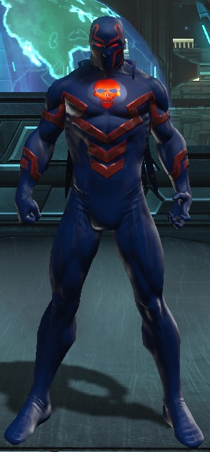 Spider Man 2099 Dc Universe Online By Macgyver75 On