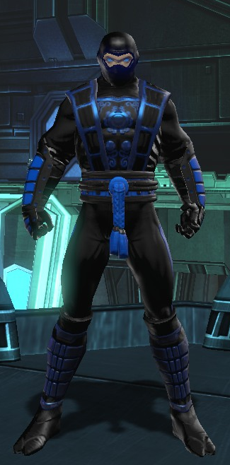 Sub-Zero (DC Universe Online) by Macgyver75 on DeviantArt