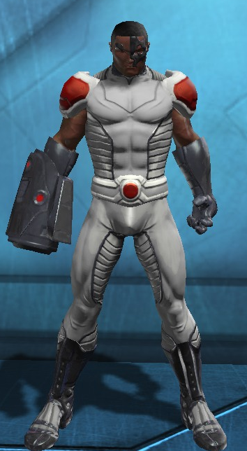 Cyborg How Would You Set Him Up Dc Universe Online Forums