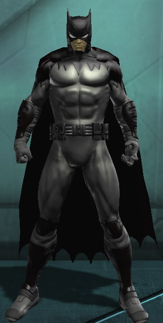 meet the council dcuo styles