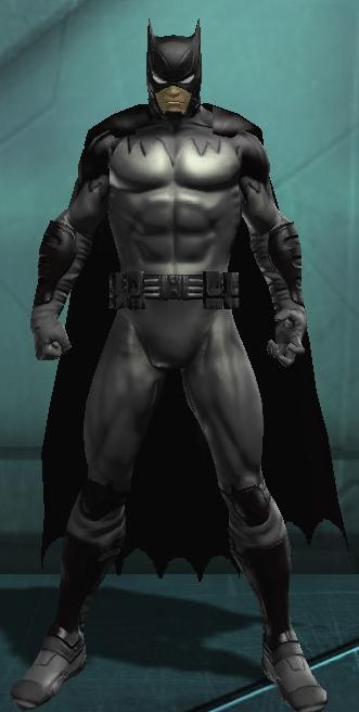 DC Universe Online Batman character creation(HD) - YouTube