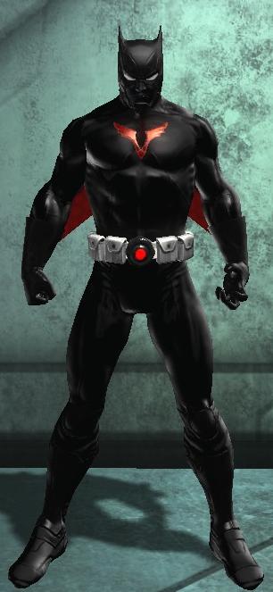 Batman Beyond (DC Universe Online) by Macgyver75