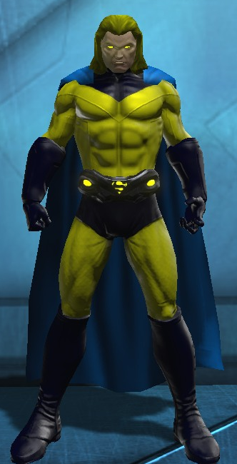 Sentry Dc Universe Online By Macgyver75 On Deviantart