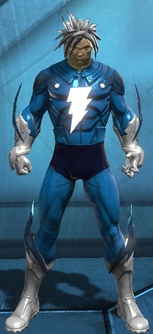 quicksilver dc universe online by macgyver75 on deviantart